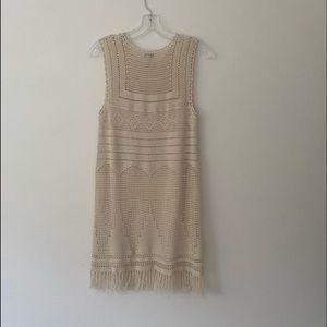 Joie lace ivory dress size SX